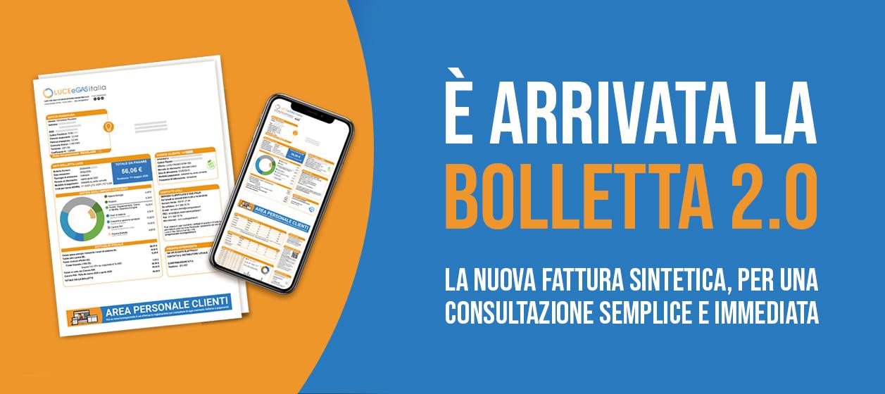 Nuova Bolletta 2.0 nuova