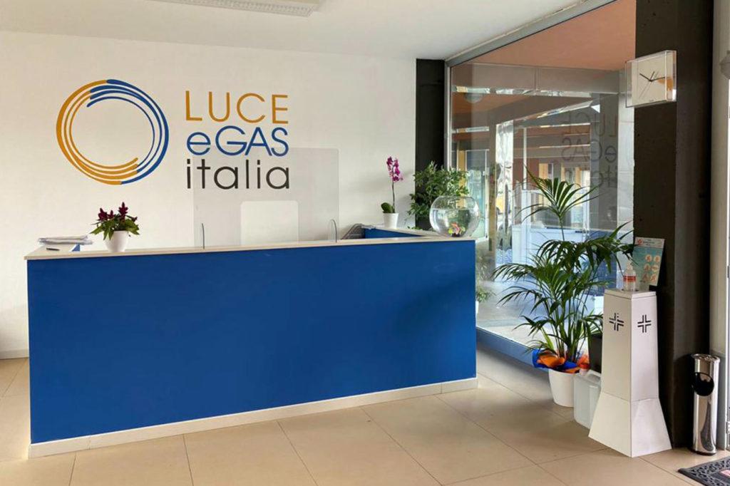 Nuovi uffici Luce e Gas Italia a Torino, Montecatini Terme e Bientina